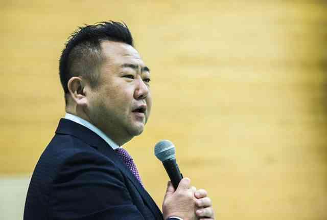 日本YEG会長吉田大助
