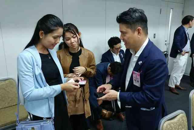 カンボジア若手起業家協会との交流事業
