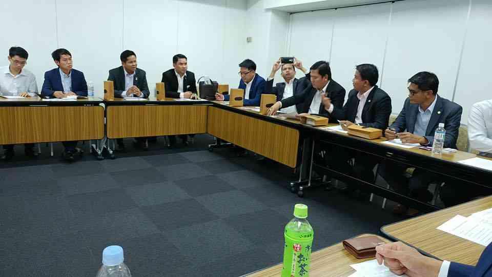 ビジネス交流委員会カンボジア若手起業家協会交流事業